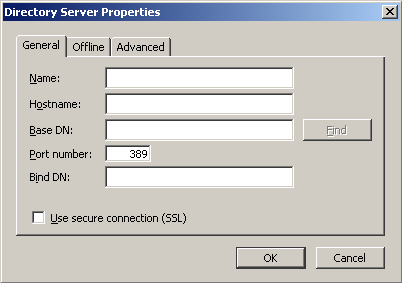Windows TB-LDAP Install Screen Shot