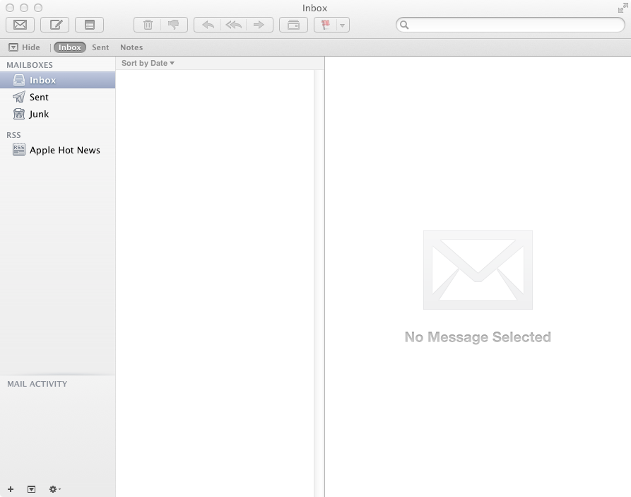 campus hartland edu: Email (Mac OS X): Setting Up Mail Client